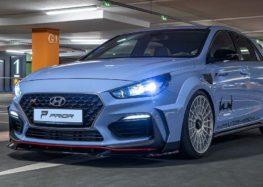 Ательє Prior Design зробило тюнінг для Hyundai i30 N