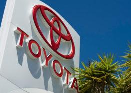 Toyota стала лідером з продажу автомобілів в 2020 році