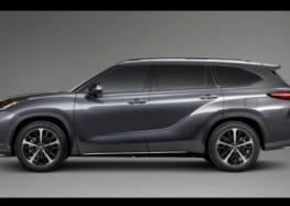 Новий Highlander від компанії Toyota заповнює автомобільні ринки