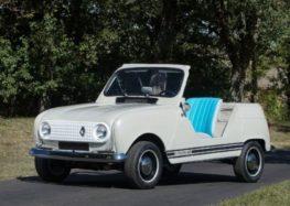 Renault випустить класичні моделі в електроверсіях