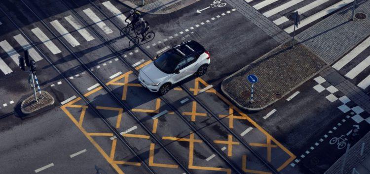 Volvo влаштував в Гетеборзі «зелену зону»