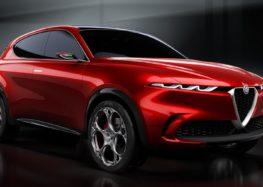 Alfa Romeo випустить новий кросовер до кінця року