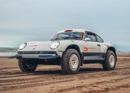 З Porsche 911 зробили екстремальний позашляховик