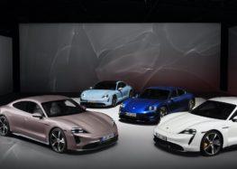 Porsche вивела свій найдешевший електрокар на нові ринки