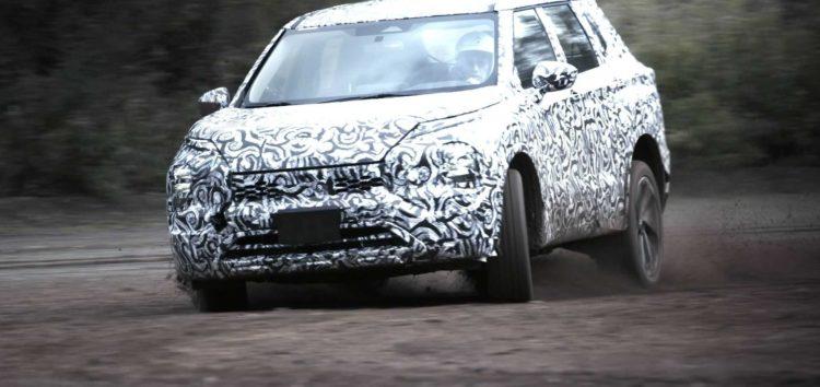 Розкрили подробиці нового Mitsubishi Outlander
