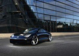 Показали перше зображення електрокару Hyundai Ioniq 6