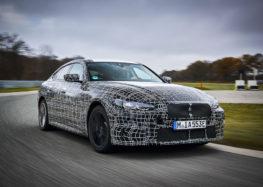 Електромобіль BMW i4 вже вивели на фінальне тестування