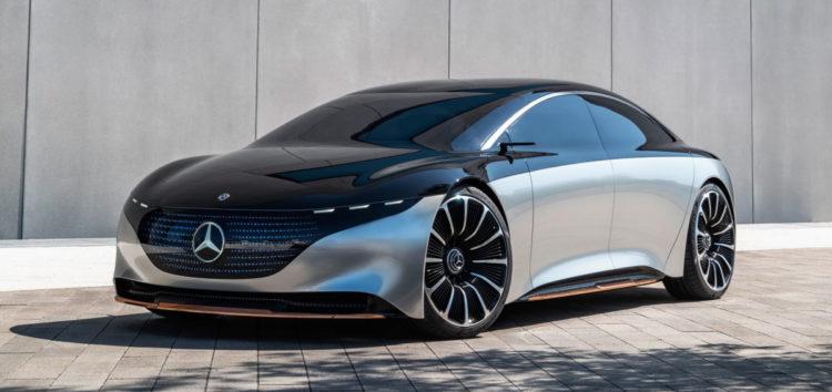 Виробництво нового Mercedes почнеться вже найближчим часом