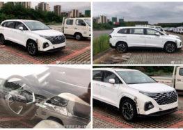 Новий мінівен Hyundai Custo готується до прем'єри