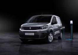Представлено новий електрокар e-Partner від компанії Peugeot