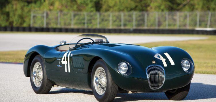 Jaguar починає виробництво легендарного C-Type