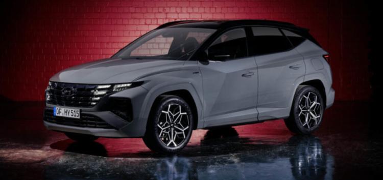 Hyundai розсекретила новітню версію популярного Tucson