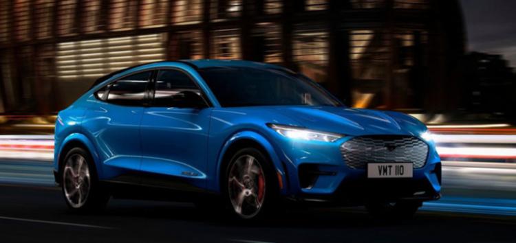 Ford почав виготовляти електрокар Mustang Mach-E