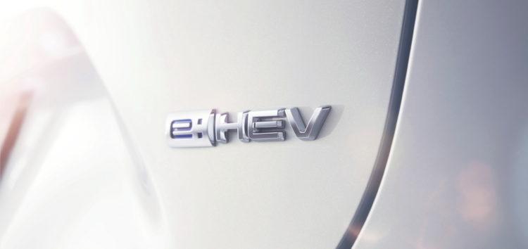 Honda HR-V 2022 з'явилася на перших офіційних фото