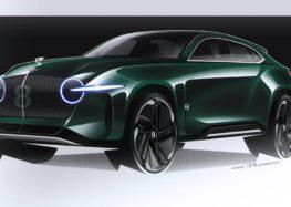 Представлений концептуальний позашляховик Bentley