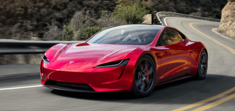 Прем'єра Tesla Roadster відбудеться у 2022-му році