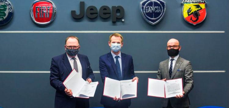 FCA інвестує 204 млн доларів в польський завод по виробництву гібридних і електричних автомобілів