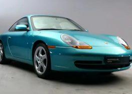 Унікальний броньований Porsche 911