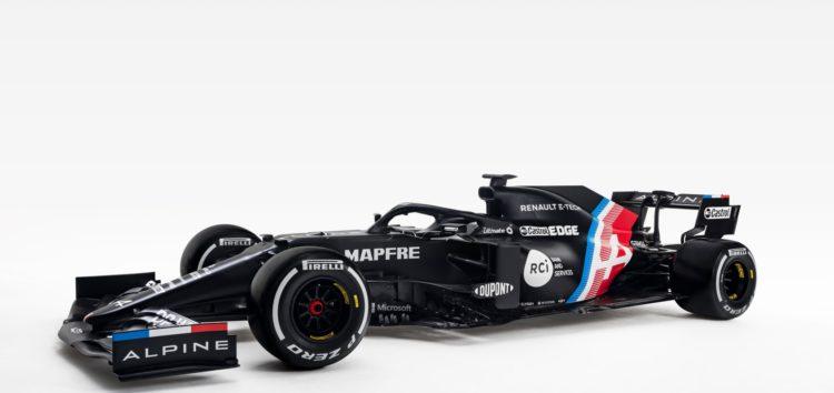 Під брендом Alpine будуть випускатися електроспорткари