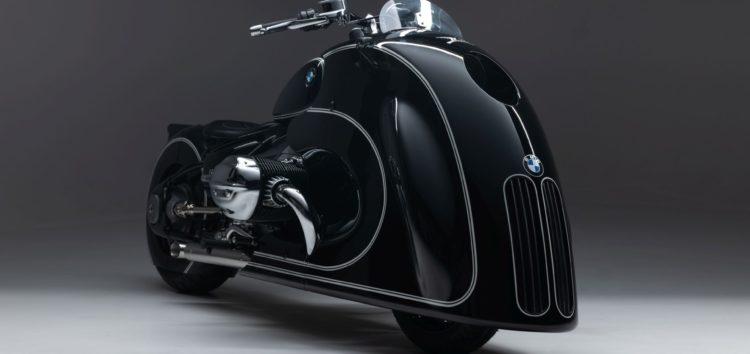 BMW показала ретро-байк R 18 з «ніздрями»