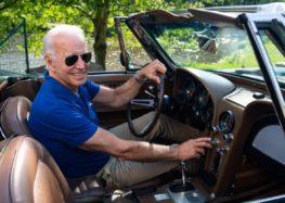 Автомобілі нового президента США Джо Байдена