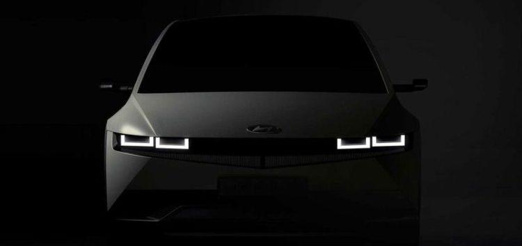 Hyundai опублікував перші фото кросовера Іoniq 5