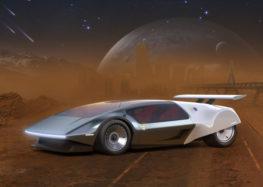 Glickenhaus створює ретро-водневий автомобіль