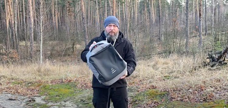 Розіграш рюкзака від EXIST (відео)