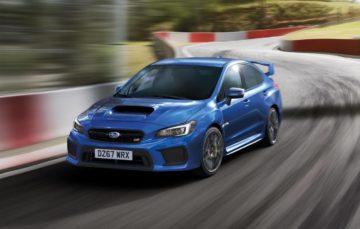 Subaru не піде з європейського ринку