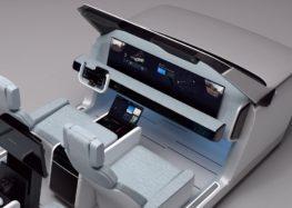 Samsung показав свій автомобіль майбутнього