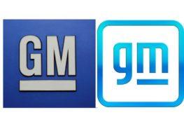 General Motors оновлює логотип