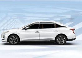 Новий «люксовий» електрокар Hongqi E111 EV з Китаю