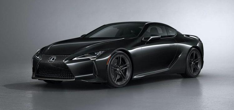 Lexus дарує фанатам спеціальну версію LC на 471 л.с.