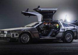У DeLorean з «Назад в майбутнє» поставлять електромотор