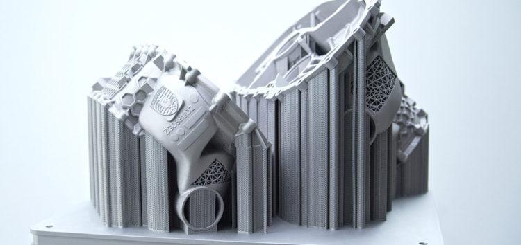 Porsche пробує друкувати корпуси електроприводу