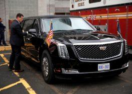 «Диліжанс-Чудовисько» – автомобіль президента США