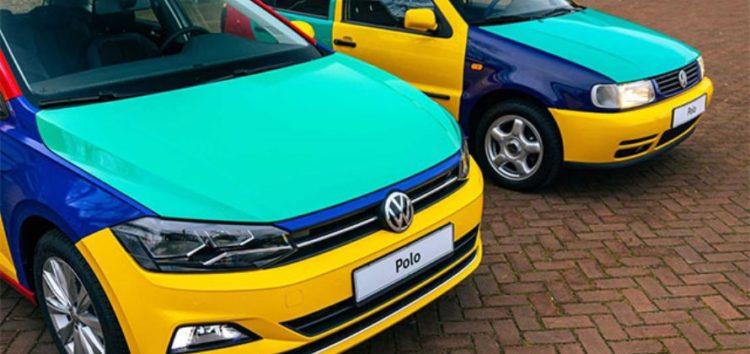 Дизайнери відродили Volkswagen Polo Harlequin
