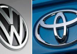 Toyota знову обійшла Volkswagen у світовому лідерстві