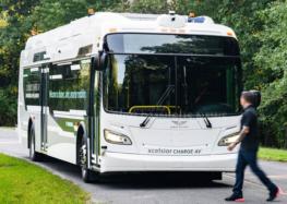 Відбулася прем'єра першого автономного автобусу