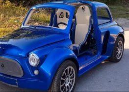Запорожець перетворили в сучасний автомобіль