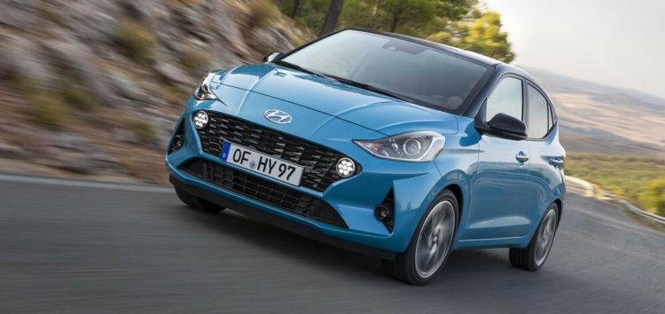 В Україні почалися продажі Hyundai i10