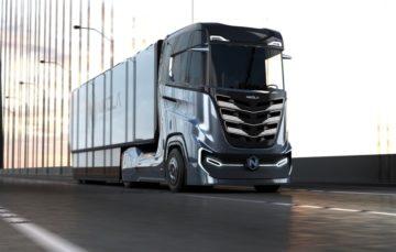 Nikola випустить електричні та водневі вантажівки до 2024 року