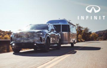 Infiniti скоро презентує новий кросовер QX60 (Відео)