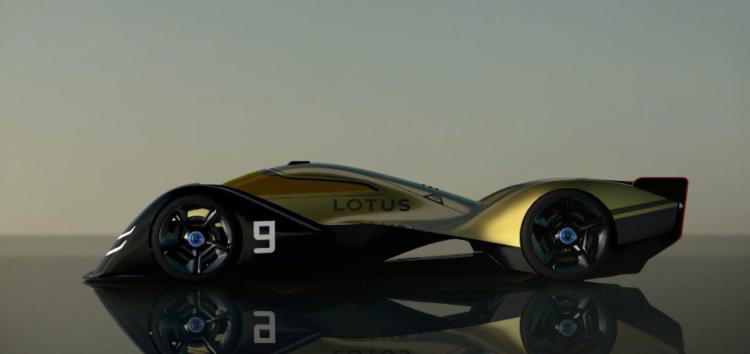 Lotus продемонстрував які будуть на вигляд майбутні гоночні електромобілі