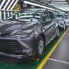 В честь ювілею Toyotа випустила 30-мільйонний автомобіль