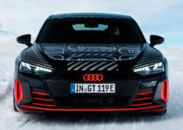 Audi показала відео електричного суперкара (відео)