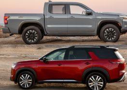 Nissan официально представил две новинки
