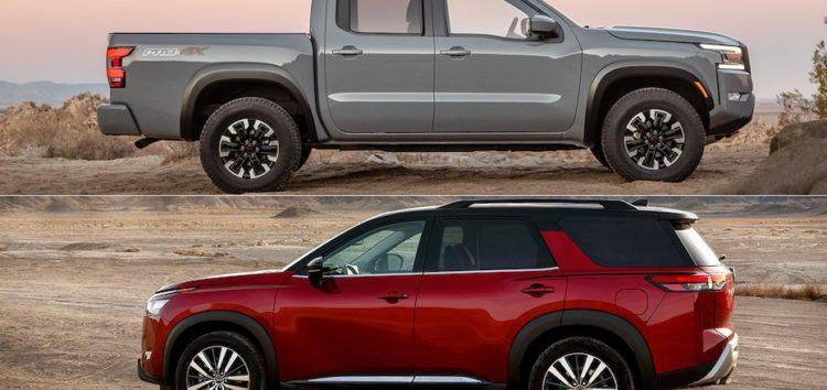 Nissan офіційно представив дві новинки