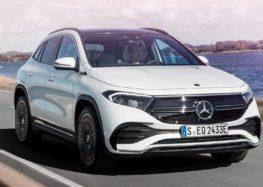 Mercedes-Benz оголосив ціни на свій електрокросовер
