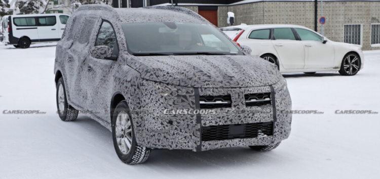Новий Dacia Logan показали у кузові універсал